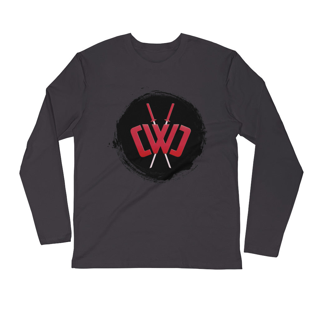 Scorched Logo Long Sleeve - Adult