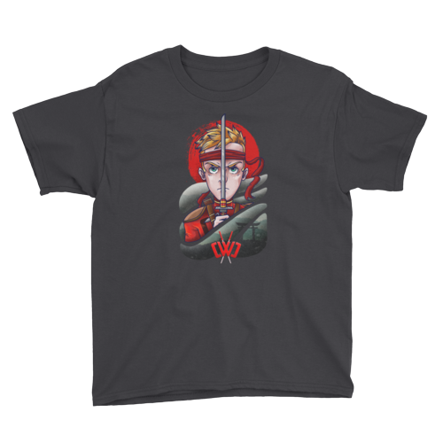 Eye Of The Warrior Tee - Boys