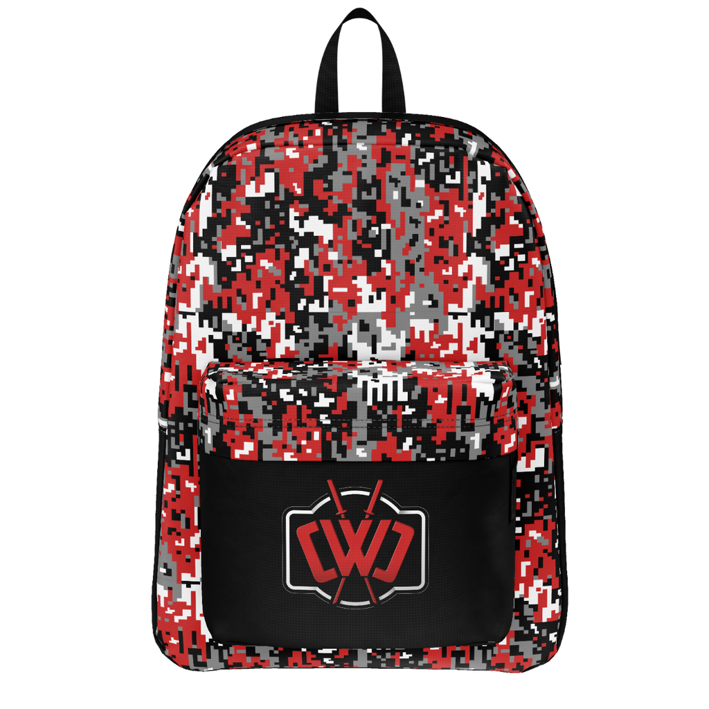 Digital Camo Backpack