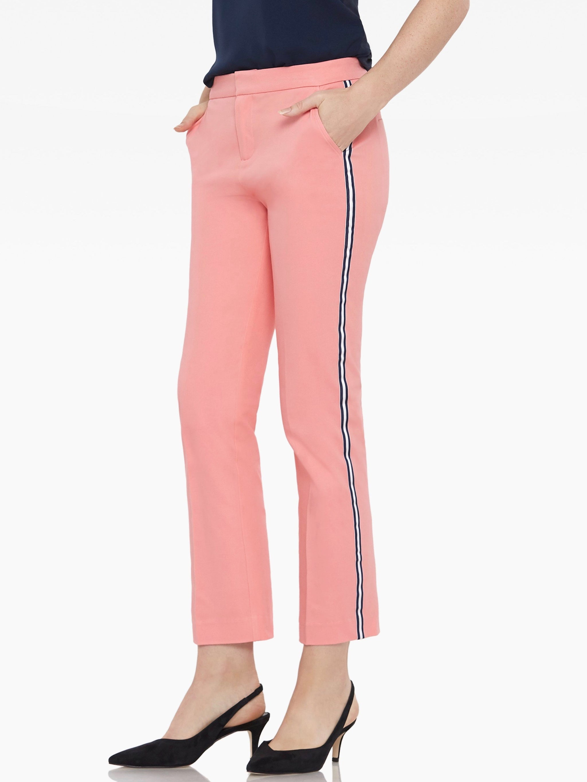 Liu Cropped Pants