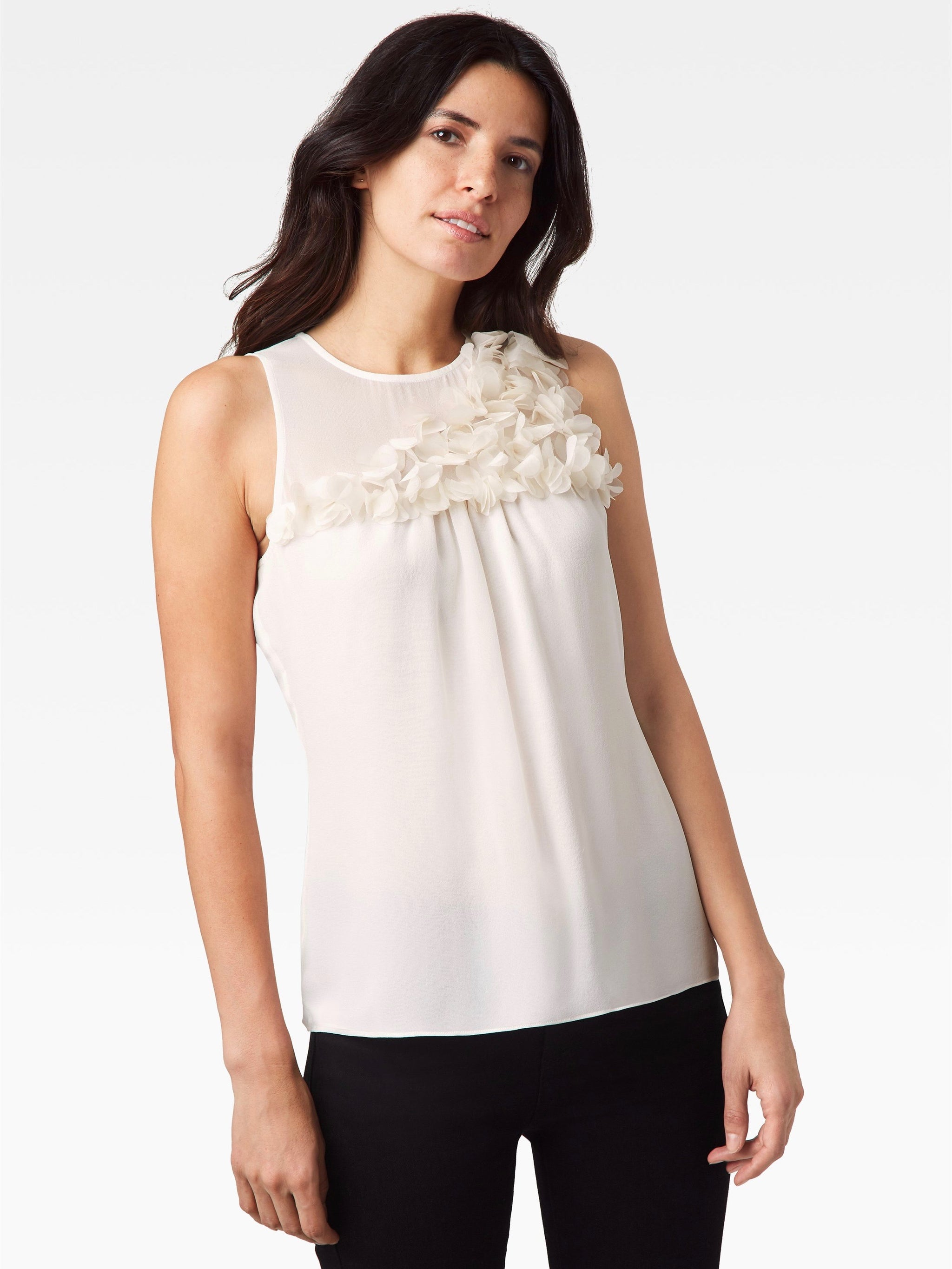 Posey Silk Top