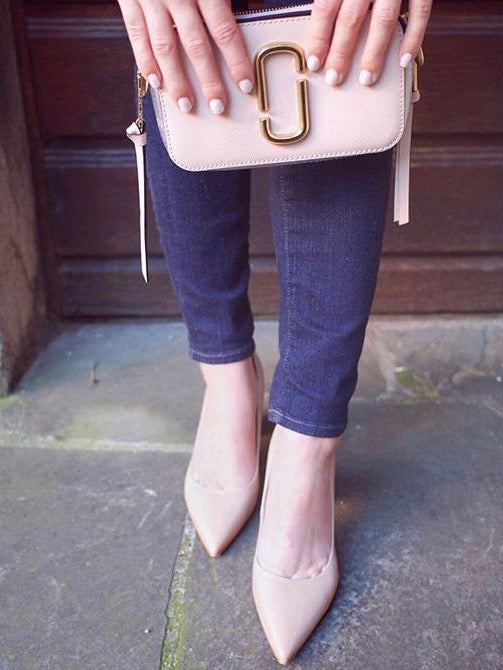 Classic Leather Pump
