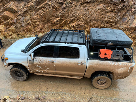 How To Choose A Roof Rack Or Bed Rack For Overlanding Roof Top Overland