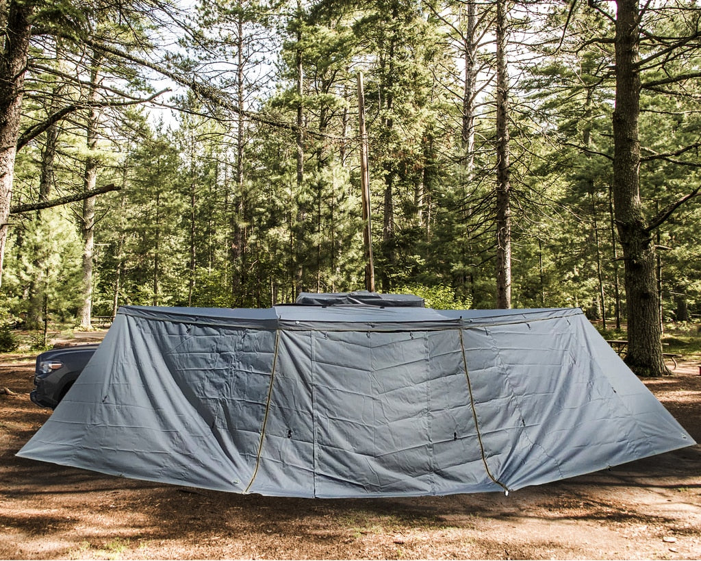 Overland Vehicle systems Nomadic 180 Awning Side Wall