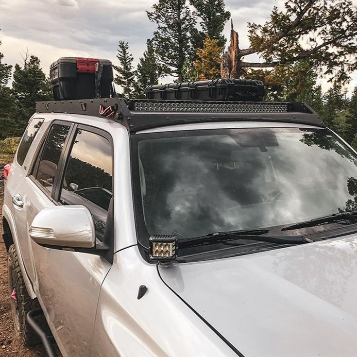 Cali Raised LED 2010-2021 Toyota 4Runner Premium Roof Rack