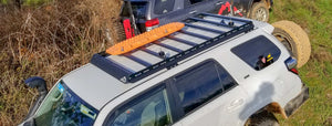 LFD Off Road 2010-2020 Toyota 5th Gen 4Runner - 7/8 Roof Rack - All Steel