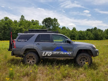 LFD Off Road 2003-2009 Toyota 4runner - 4th Gen 4Runner Roof Rack - All Steel
