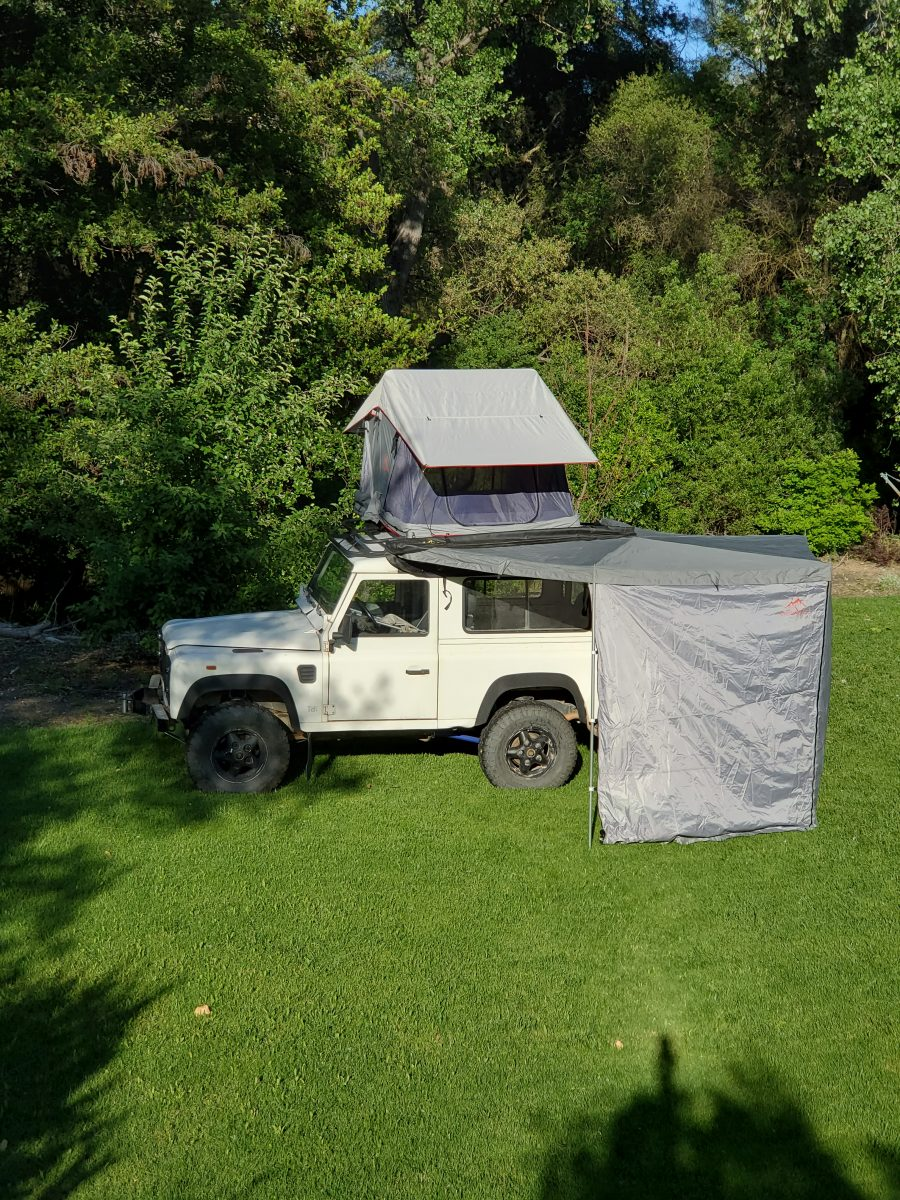 Overland Pros Wraptor 2000 Wall Set
