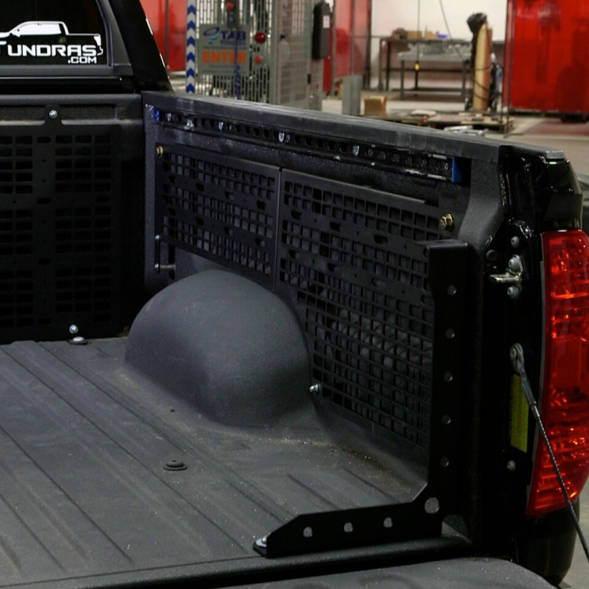 Cali Raised LED 2007-2020 Toyota Tundra Side Bed MOLLE System