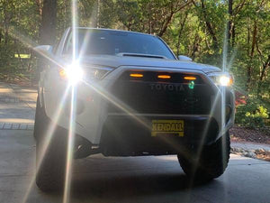 Cali Raised LED 2014-2020 Toyota 4Runner Grille Raptor LED Light Kit