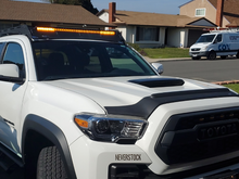 Cali Raised LED - Slim LED Light Bar Combo
