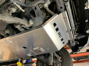 RCI Off Road 2003 - 2009 Toyota 4runner / Lexus GX470 Engine Skid Plate