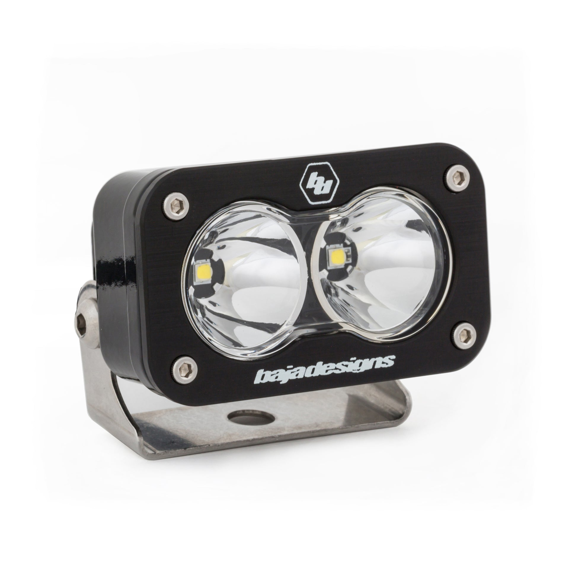 Baja Designs S2 Pro LED Light - Black