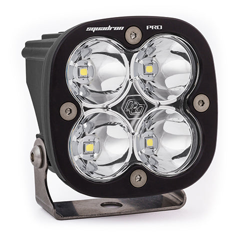 Baja Designs Squadron Pro LED Light - Black