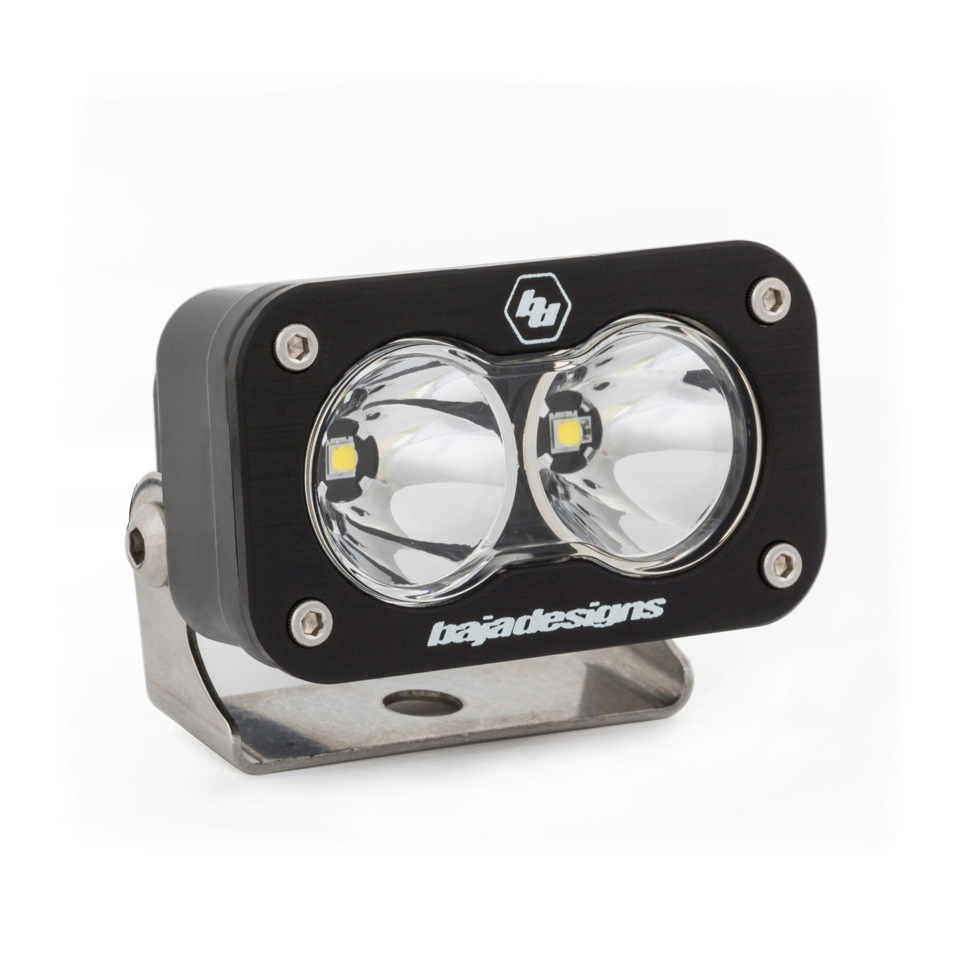 Baja Designs S2 Sport LED Light - Black