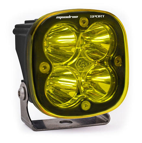 Baja Designs Black Squadron Sport LED Light