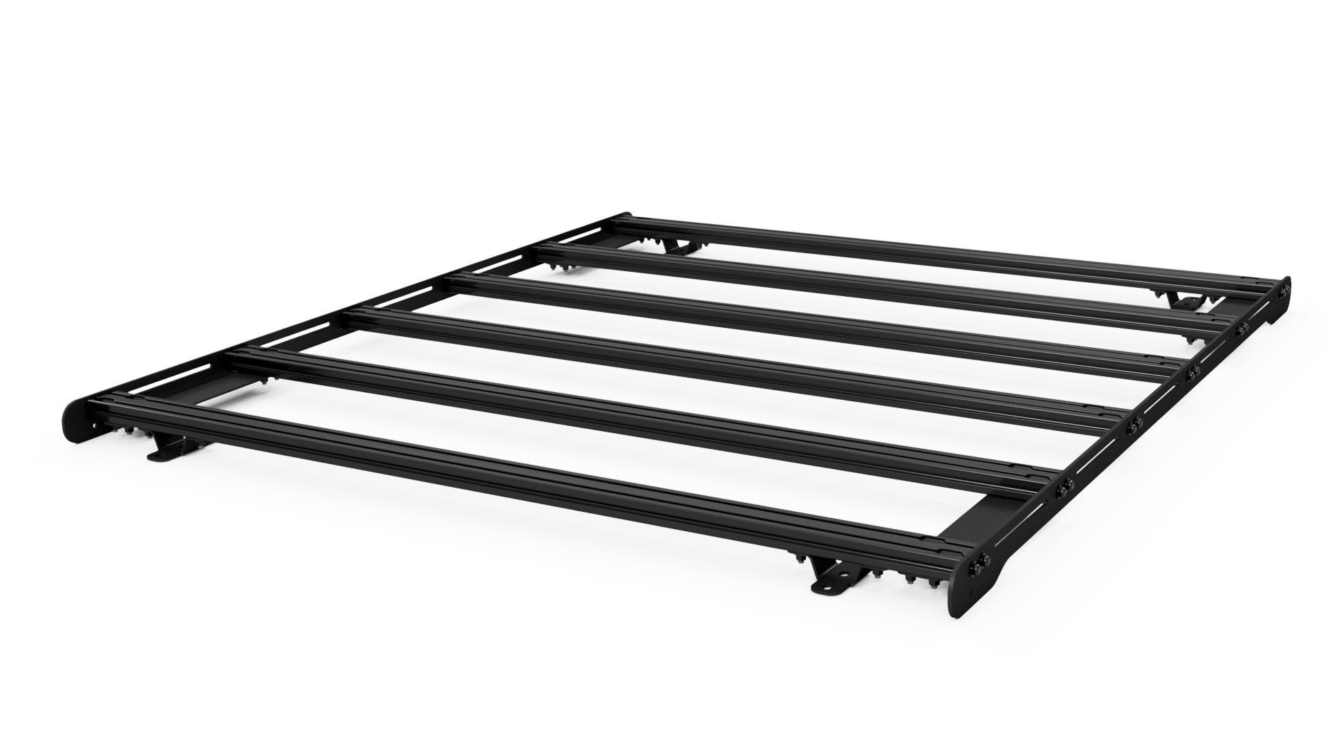Prinsu Jeep Gladiator Universal Top Rack (5′ Bed Length)