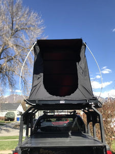 Hutch Olympus 2 Hard Shell Roof Top Tent