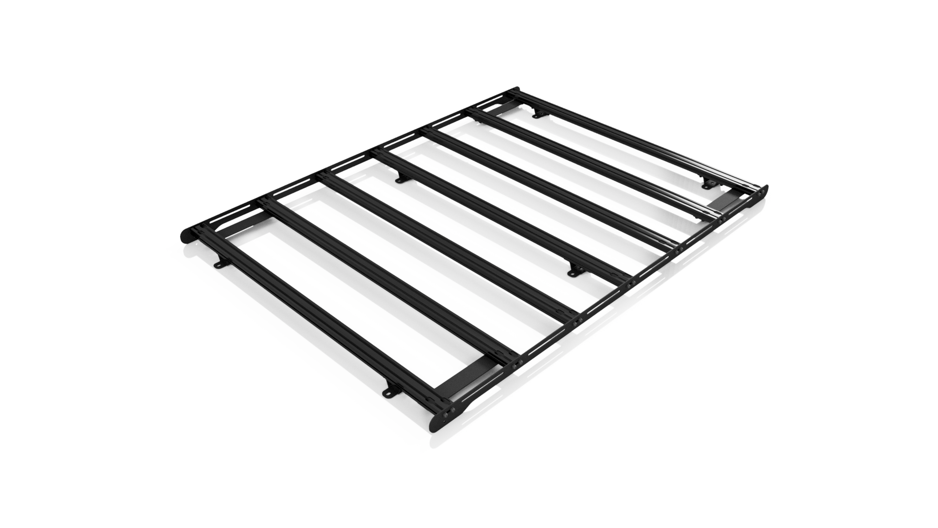Prinsu Ford F-150 Universal Top Rack (5′ 6″ and 6′ 6″ Bed Lengths)