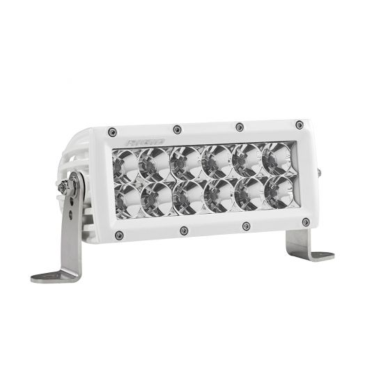 "Rigid E-Series Pro 6"" Flood Light Bar"