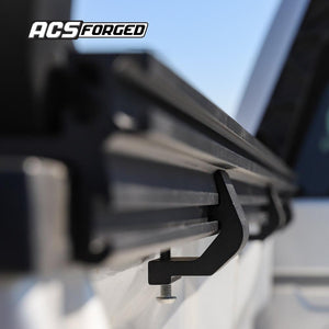 Leitner Active Cargo System ACS Forged Bed Rack - Ford Ranger Pre Order Only