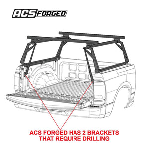 Leitner Active Cargo System ACS Forged Bed Rack - Ford PRE ORDER ONLY