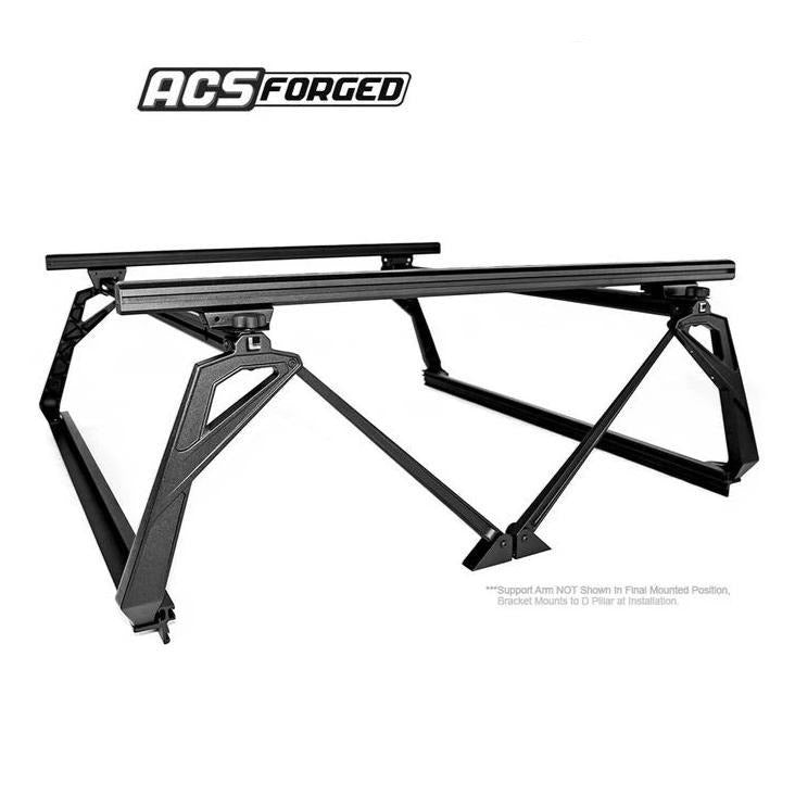 Leitner ACS Forged Bed Rack Nissan Titan Frontier
