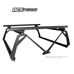 leitner acs forged toyota tundra bed rack