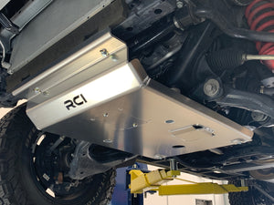 RCI Off Road 2010 - Present Toyota 4runner Engine Skid Plate
