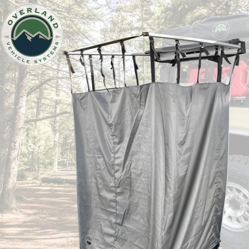 Overland Vehicle systems Car Side Shower Room