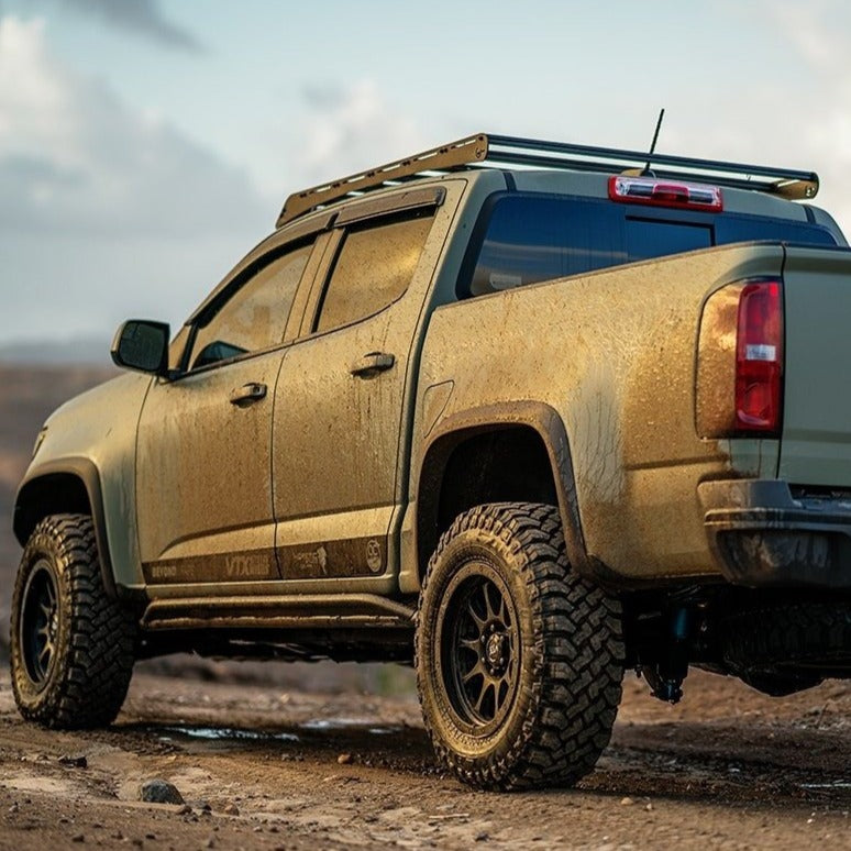 Chevy Chevrolet Colorado ZR2 Prinsu Cab Rack
