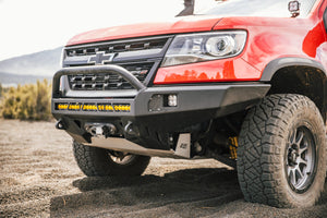 CBI Off Road Chevy Colorado ZRS Classic Series Front Bumper