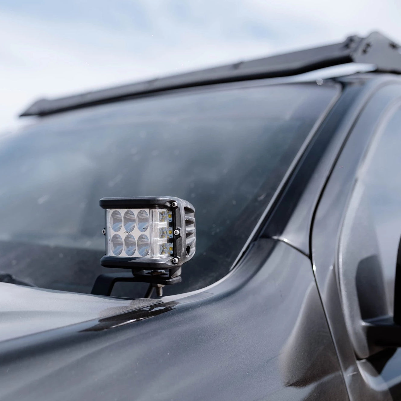 Cali Raised LED 2015-2020 Chevy Colorado/Canyon Low Profile Ditch Light Combo