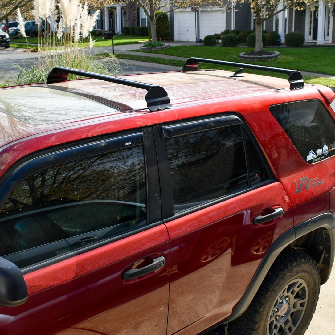 LFD Off Road - 2010-2020 5th gen Toyota 4runner Minimalist Overland Rack