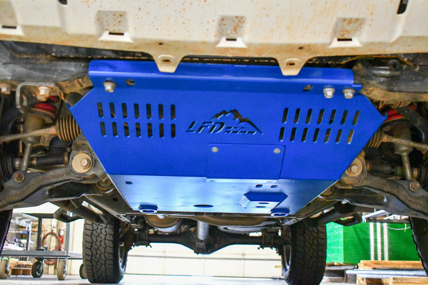 LFD Off Road Toyota Tacoma - Front Skid