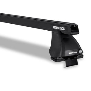 Rhino Rack Heavy Duty 2500 Black 2 Bar Roof Rack - 2005-2015