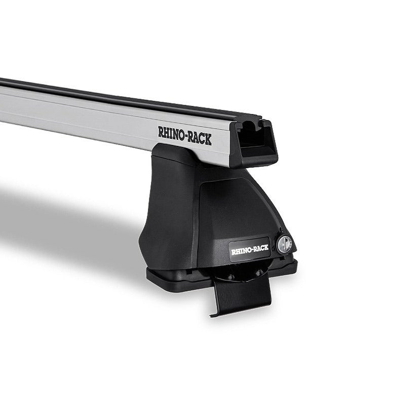 Rhino Rack Heavy Duty 2500 Silver 2 Bar Roof Rack - Tundra