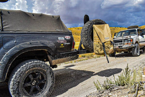 LFD Off Road Toyota 2nd Gen Tacoma Dual Swing High Clearance Bumper