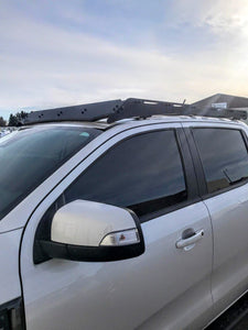 Prinsu Ford Ranger Supercrew Roof Rack