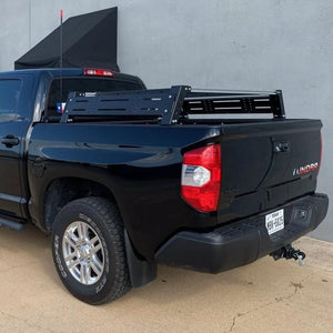 Cali Raised LED 2014-2020 Toyota Tundra Overland Bed Rack