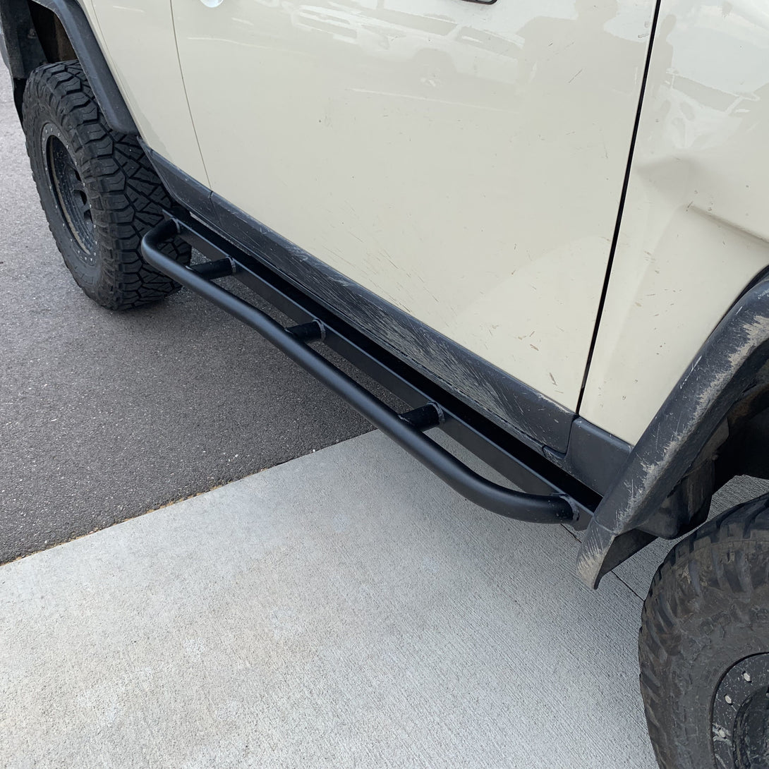 RCI Off Road 2007-2014 Toyota FJ Cruiser Rock Sliders