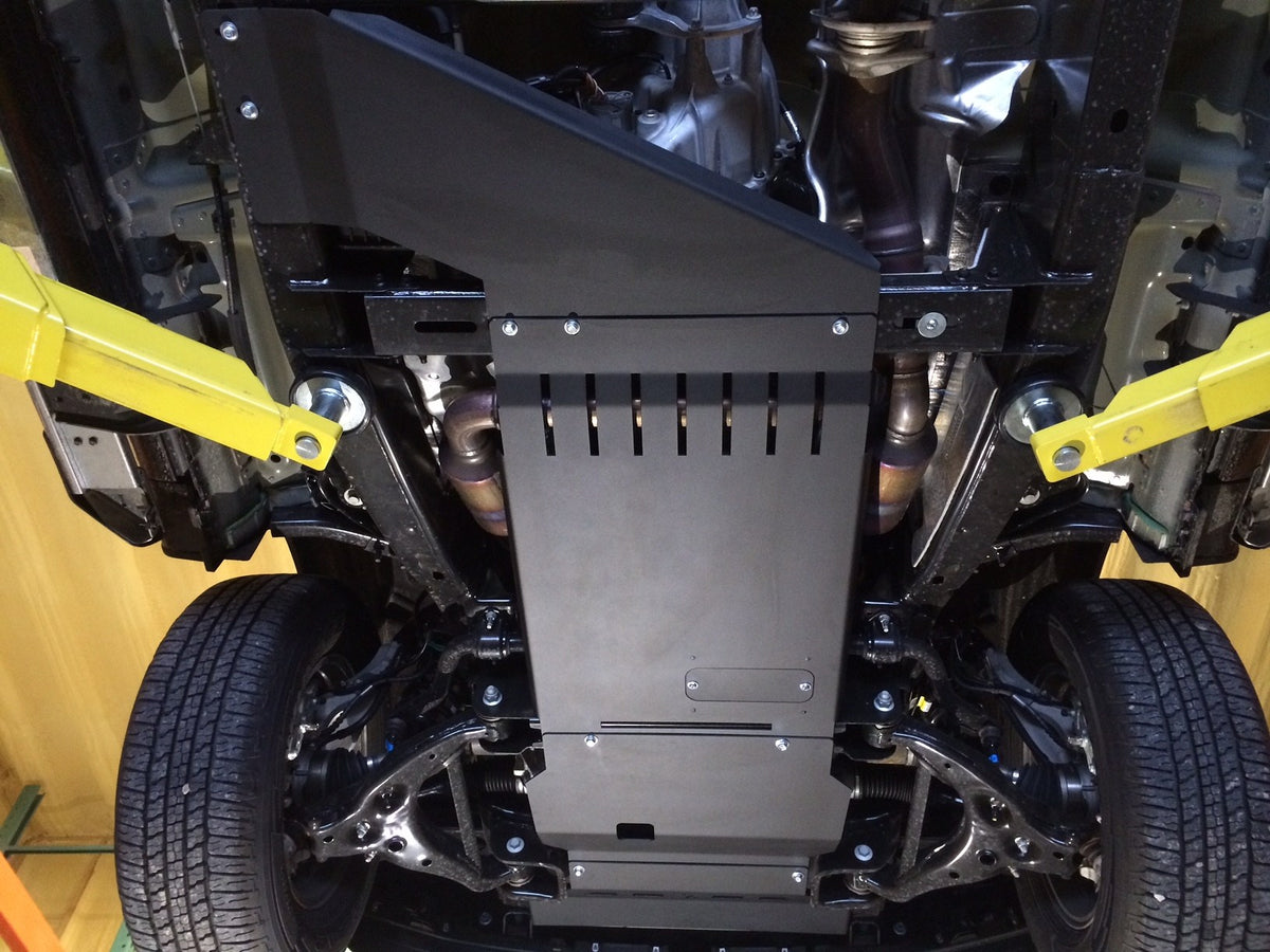RCI Off Road Full Skid Plate Package | 2015-Present Ford F-150