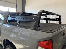 RCI Off Road Adjustable Bed Rack with Tonneu Adapters BAKflip Revolver