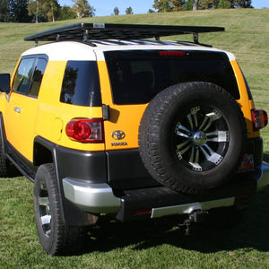 Eezi-Awn Toyota FJ Cruiser K9 Roof Rack Kit