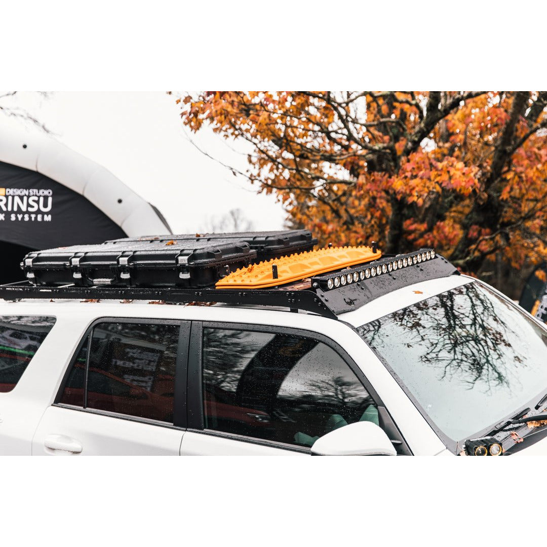 Prinsu 4Runner Full Length Rack No Drill