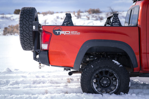 CBI Off Road Toyota Tundra Overland Bed Bars | 2007-2021