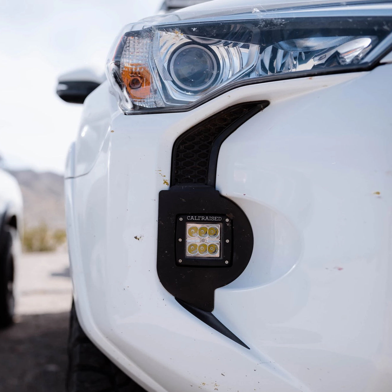 Cali Raised LED 2014-2020 Toyota 4runner LED Fog Light Pod Replacements Combo