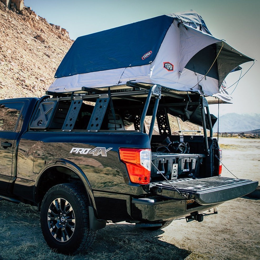 leitner active cargo system acs classic bed rack nissan frontier t roof top overland leitner active cargo system acs classic