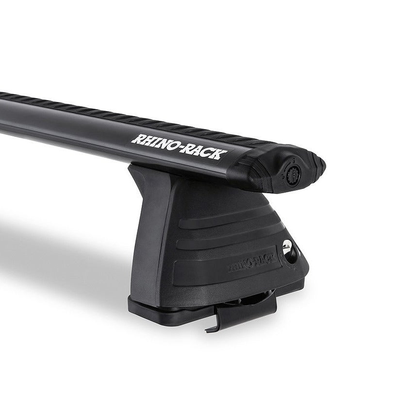 Rhino Rack Vortex ROC25 Black 2 Bar Roof Rack
