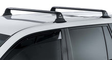 Rhino Rack Vortex RVP Black 3 Bar Roof Rack 100 Series Land Cruiser